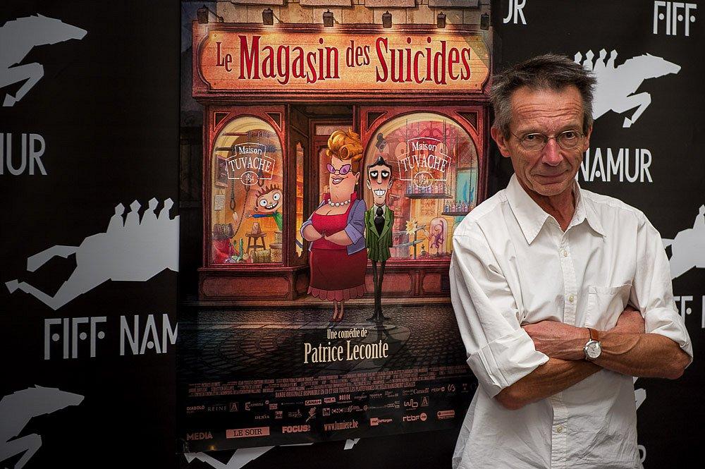 Patrice Leconte, 2012