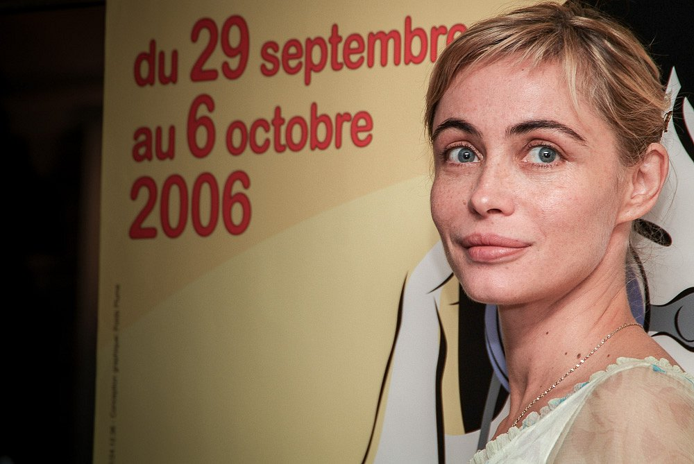 Emmanuelle Béart, 2006