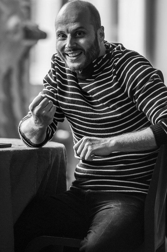 Fabrice Du Welz, 2014