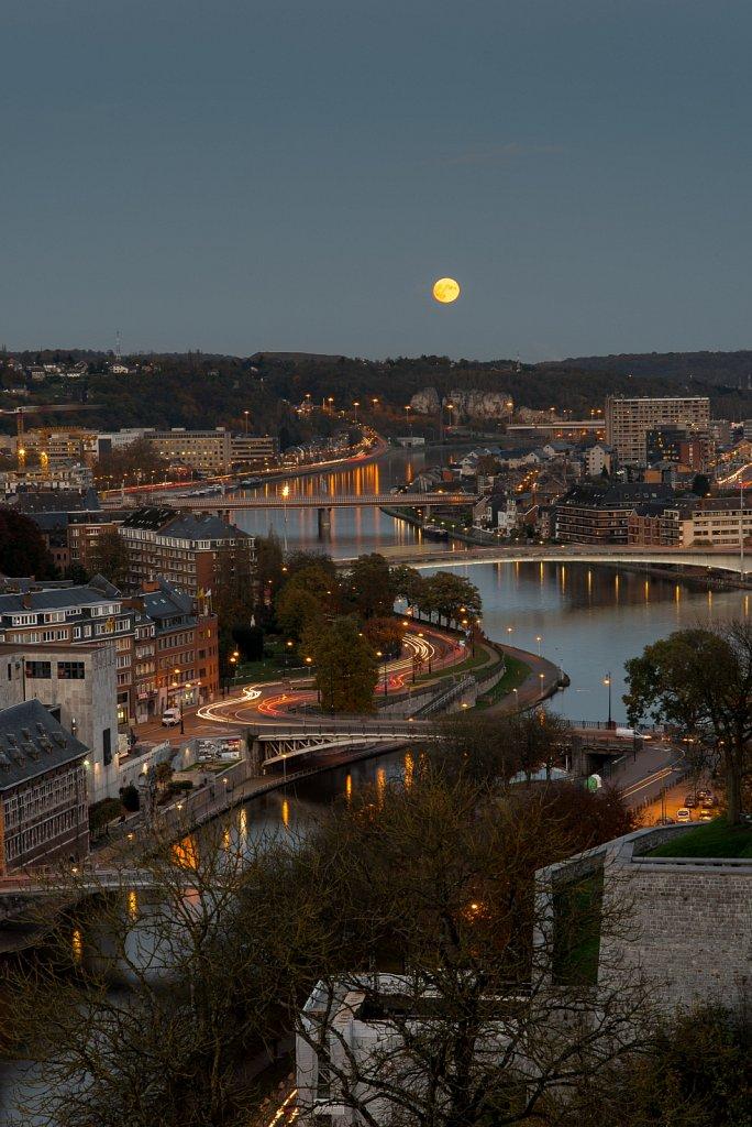 Ponts sur la Sambre et la Meuse