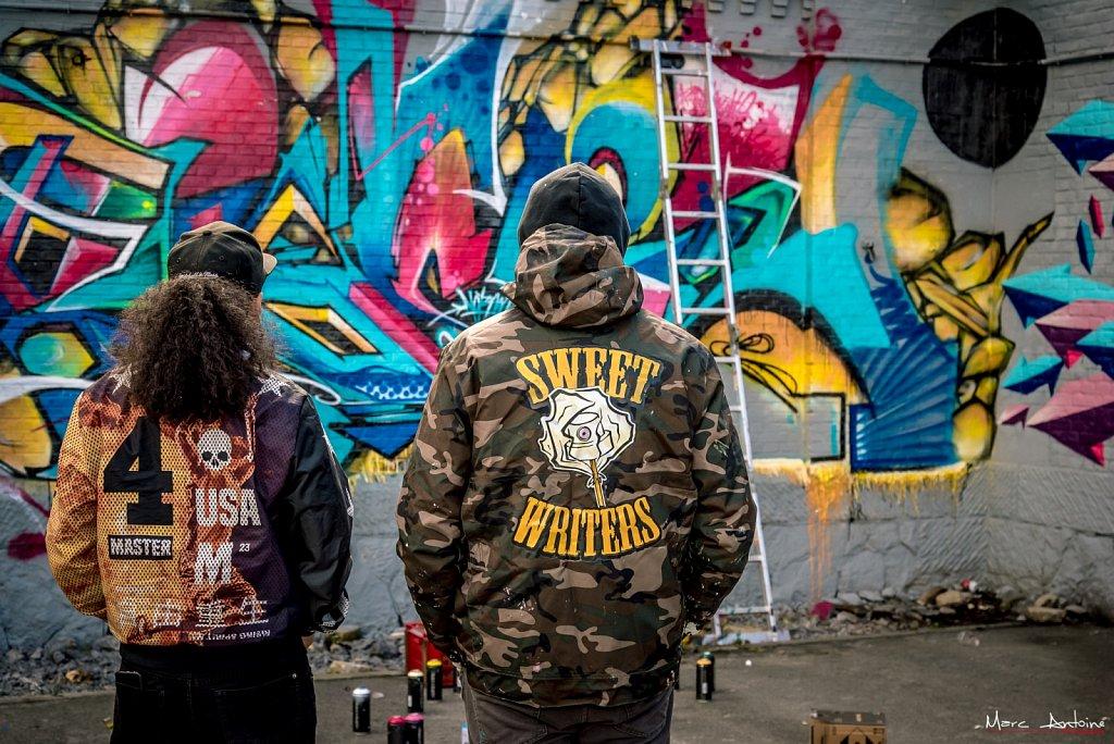 Graffiti Festival Pshitt ! • 30 avril au 05 mai 2019